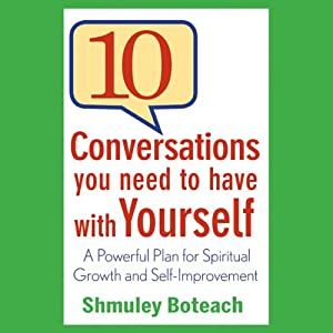 10 Conversations You Need to Have with Yourself Audiobook