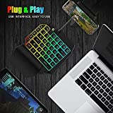 FELICON One Handed Mechanical Feel Gaming