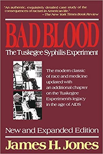 what were the ethical mishaps of the tuskegee experiments