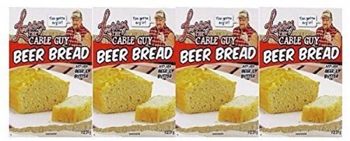 Beer Bread - Larry the Cable Guy Beer Bread Mix  (4 Pack)