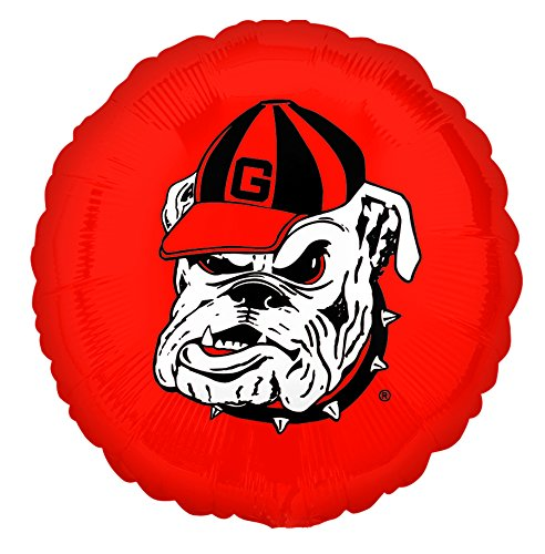 Anagram International University of Georgia Foil Flat Balloon,