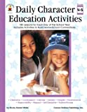 Daily Character Education Activities, Grades 4 - 5, , 0887242073