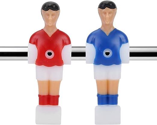 Alomejor Table Soccer Player 4 Piezas Men Mini Football Player Repuestos para Table Football: Amazon.es: Deportes y aire libre