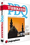 Linguaphone PDQ Turkish (includes 4 CDs)