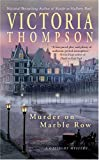 Murder on Marble Row (Gaslight Mysteries)