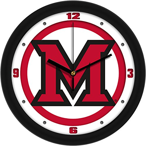 SunTime NCAA Miami Univ. Redhawks Traditional Wall Clock]()