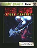 Nightbrood First Contact, K. Barrett, 1558062645
