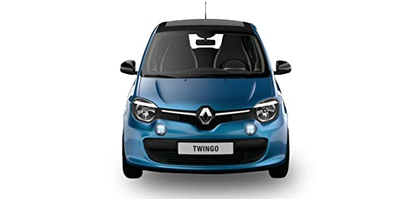 Reservation Renault Twingo Pacific Blue Limited Edition Inkl