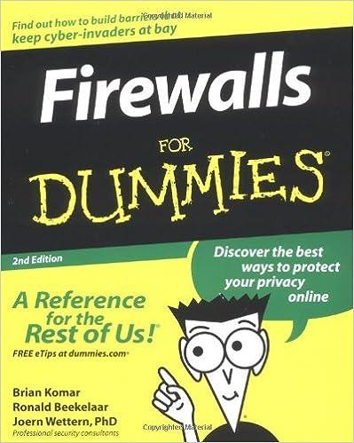 eBooks Firewall