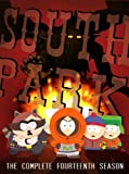 DVD : South Park: Season 14