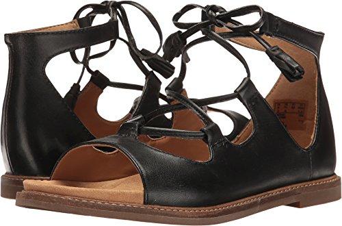 CLARKS Women's Corsio Dallas Black Leather 5.5 B US