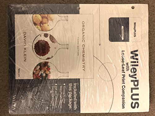 Organic Chemistry Third edition + Electronic Solutions Manual and Study guide