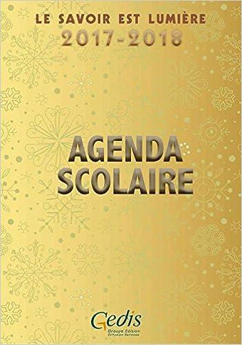 Agenda scolaire 2017-2018: Amazon.es: Gedis: Libros en ...