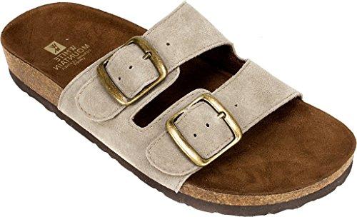 Sandalo Da Donna Scivolo Sandalo Bianco Da Montagna Color Talpa