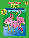 Learn about the Zoo, Carson-Dellosa Publishing Staff, 0769641636