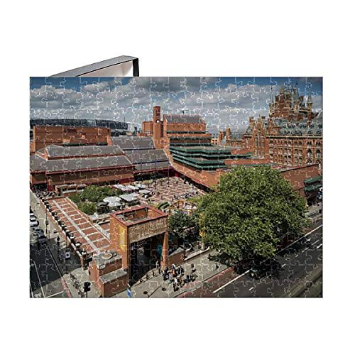 - Media Storehouse 252 Piece Puzzle of British Library DP183911 (15457108)