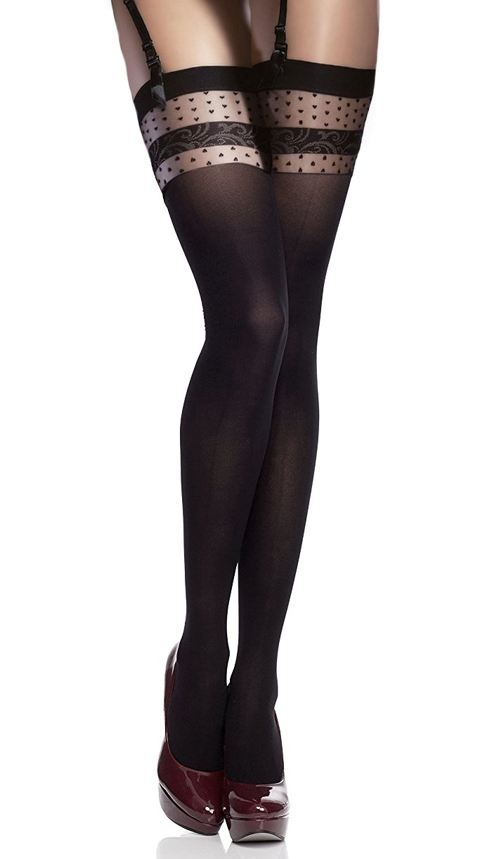 Fiore Luxury Super Fine 40 Denier Sheer Stockings