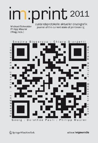 im:print 2011 (Edition Angewandte) (German and English Edition) by Springer Vienna Architecture