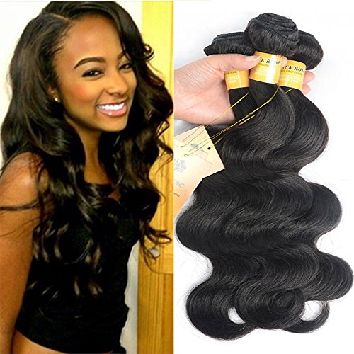 Black Rose Brazilian Hair Unprocessed product image