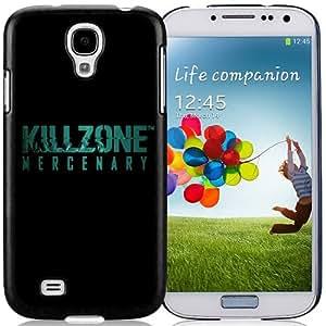 New Fashion Custom Designed Skin Case For Samsung Galaxy S4 I9500 i337 M919 i545 r970 l720 Phone Case With Phone Case For Killzone Mercenary Phone Case Cover
