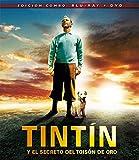 Tintin Y El Misterio Del Toison De Oro