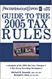 Pricewaterhousecoopers Guide to the 2005 Tax Rules, PricewaterhouseCoopers LLP and Richard J. Berry, 0471686158