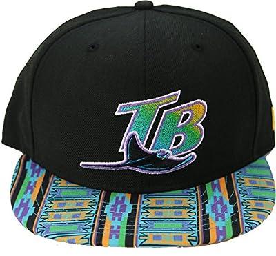 MLB NEW ERA 9Fifty Tampa Bay Devil Rays Snapback Hat Cap Adjustable
