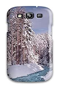 New Arrival Earth Winter EHfanaZ1251IllAF Case Cover/ S3 Galaxy Case