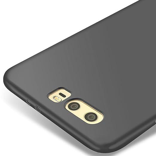 8 opinioni per Nero Ultra Sottile Custodia Cover Case + Pellicola Protettiva Per Huawei Honor 9