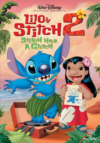 Lilo Animated Stitch (Lilo & Stitch 2: Stitch Has A Glitch)