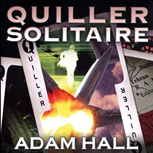 Quiller Solitaire Audiobook