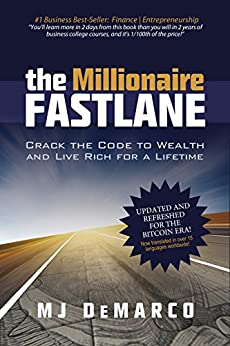The Millionaire Fastlane by M. J. DeMarco inspiring books to read