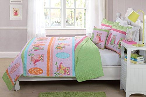 girls full size quilt - 5
