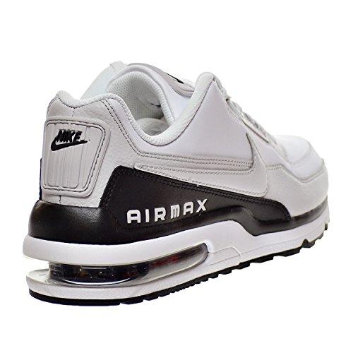Nike Air Max Ltd 3 Heren Schoenen Wit / Neutraal Grijs / Zwart 687977-103