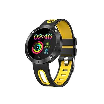 PXYUAN Smartwatch Deportivo, recordatorio de información de ...