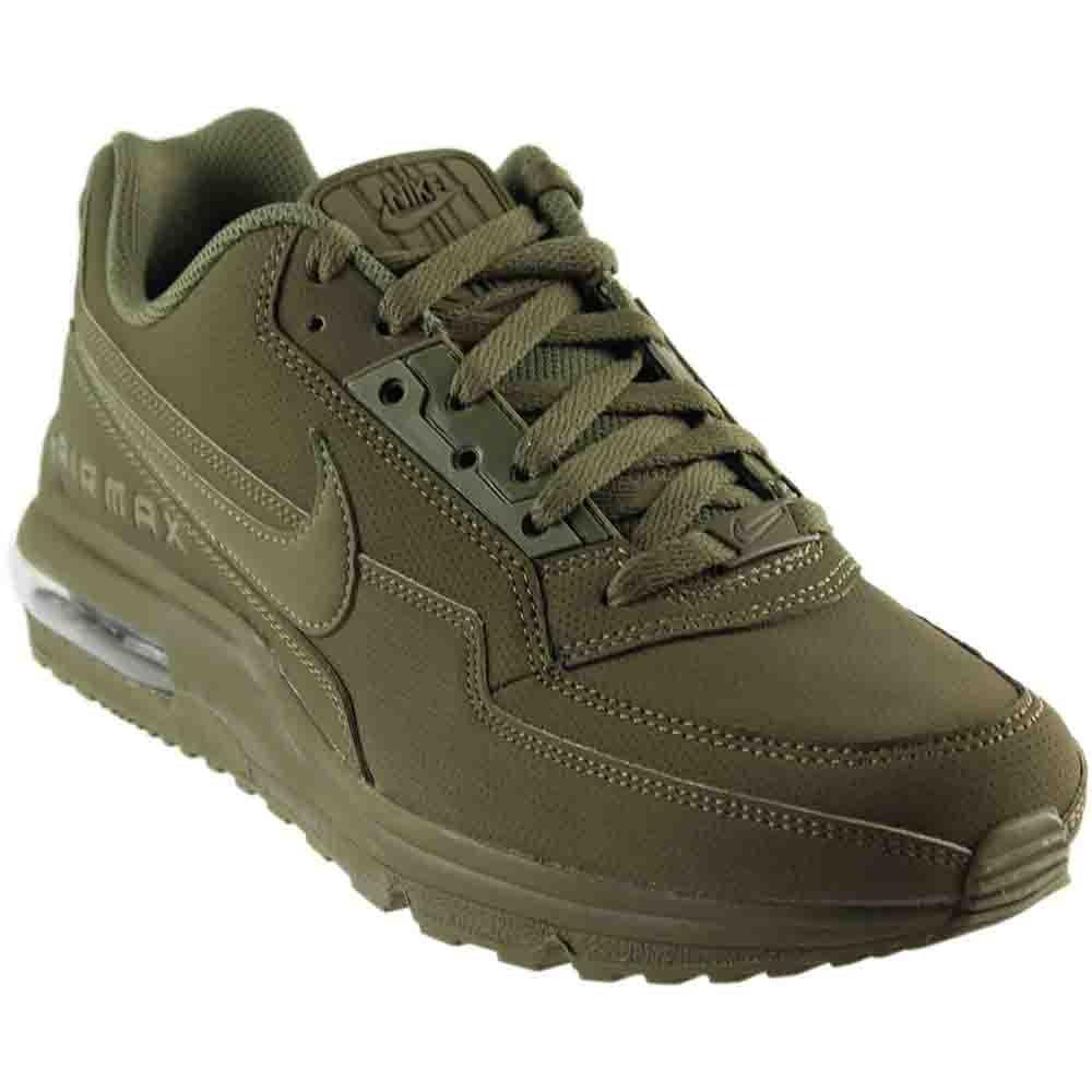 Nike Hommes Air Max LTD 3 Chaussures de course MediuOlive/MediuOlive Vente en ligne célèbre dans le monde entier 93N638