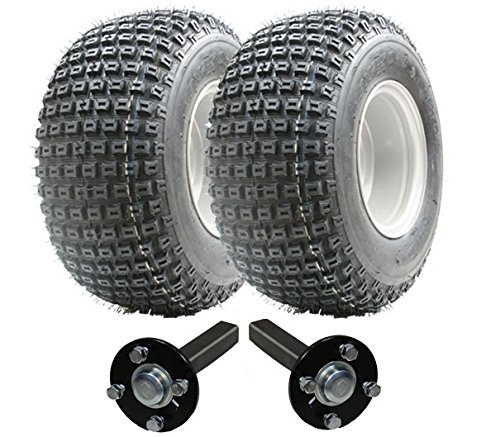 ATV kit rimorchio - Quad rimorchio - ruote Wanda + Steel Press centro di produzione / stub, No Hitch 200kg Wanda+SPP P322