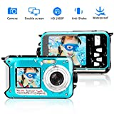Best Waterproof Cameras - Underwater Camera 24.0MP Waterproof Digital Camera Full HD Review