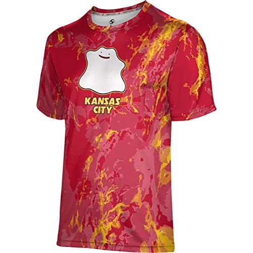 top ProSphere Boys' Kansas City Pocket Monsters PMFL Marble Shirt (Apparel) save more