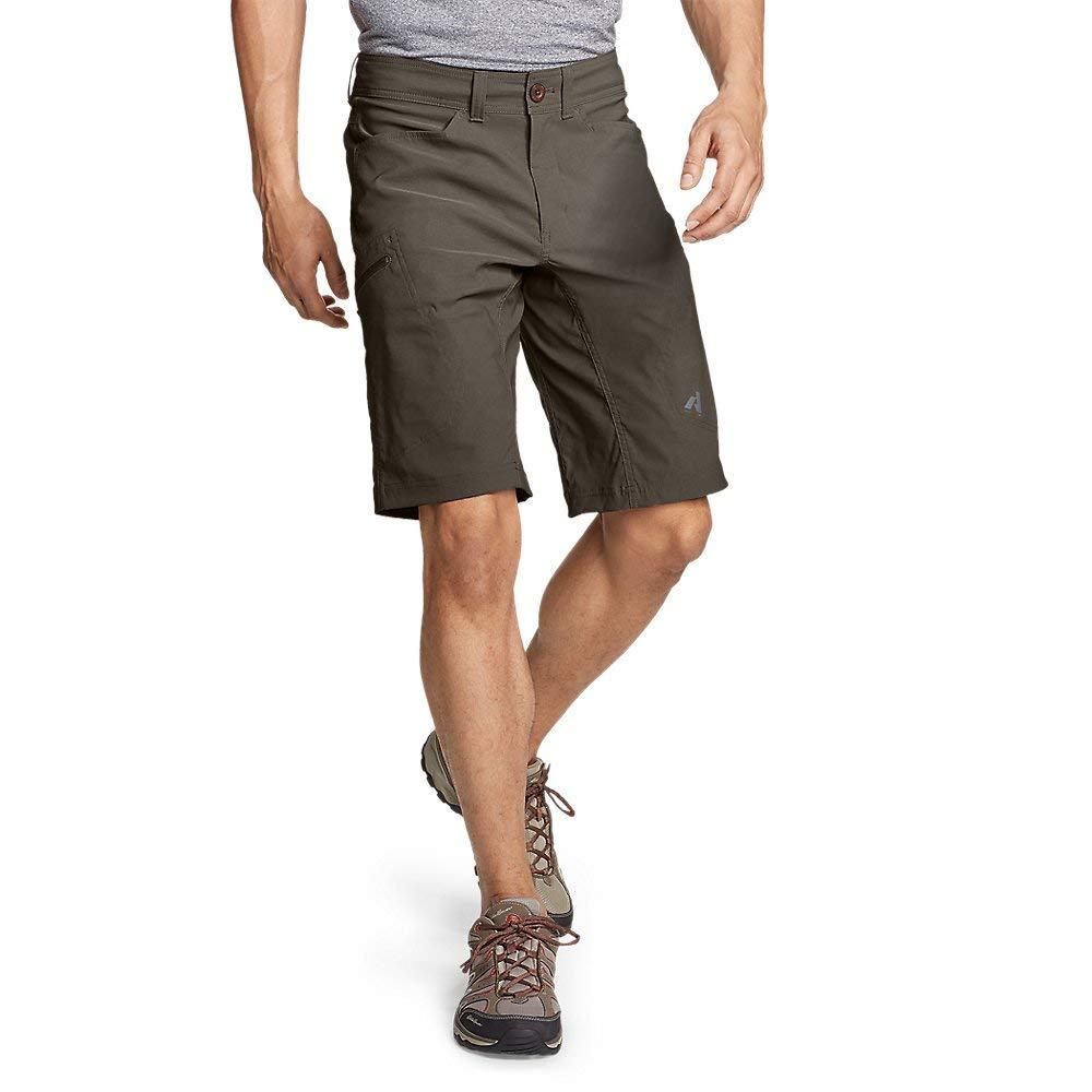 Eddie Bauer Men's Guide Pro Shorts, Fossil Regular 42 by Eddie Bauer