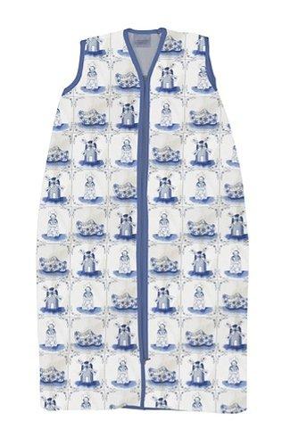 Jollein - Sacos de dormir, color azul [talla: 110 cm]