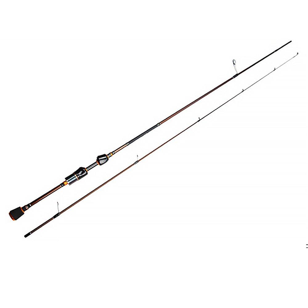 シークエスト2ピースSpinning釣りロッドカーボンSpinning釣りロッドxisun602ul B01MDUALUO