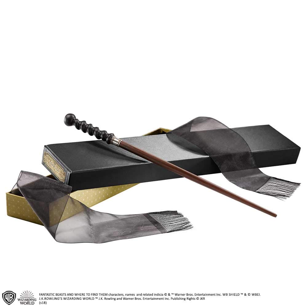 Noble Collection The Fantastic Beasts Abernathy Wand The Noble Collection