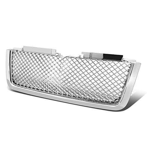 Trailblazer Chrome Grille - 6
