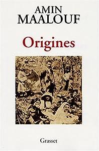 vignette de 'Origines (Amin Maalouf)'