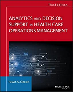 Healthcare operations management 9781567932881 medicine health analytics and decision support in health care operations management jossey bass public health fandeluxe Choice Image