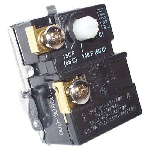 Reliance 9000507-045 Lower Electric Thermostat, Black