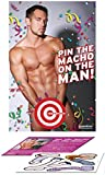 Pipedream Pin The Macho On The Man