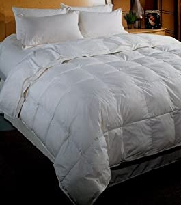 white down alternative comforter duvet cover insert queen size 90x90 inches. Black Bedroom Furniture Sets. Home Design Ideas