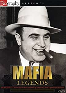 Biography: Mafia Legends (Bugsy Siegel / Lucky Luciano / Al Capone Scarface)